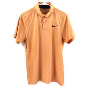 Nike MM Fly Swing Knit Frame Golf Polo Shirt